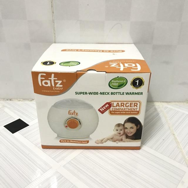 [Mã 267FMCGSALE giảm 8% đơn 500K] Máy hâm sữa cho bình cổ siêu rộng Fatz Baby FB3027SL