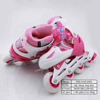 Giày trượt Patin Chaoku l (R) trượt siêu êm, siêu mượt – Giay truot Patin cao cap – Trungbay68.com