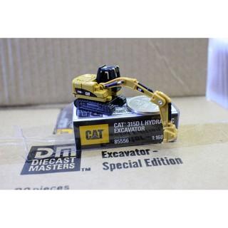 1/160 Caterpillar 1:160 CAT 315D L Excavator Mini Car Model
