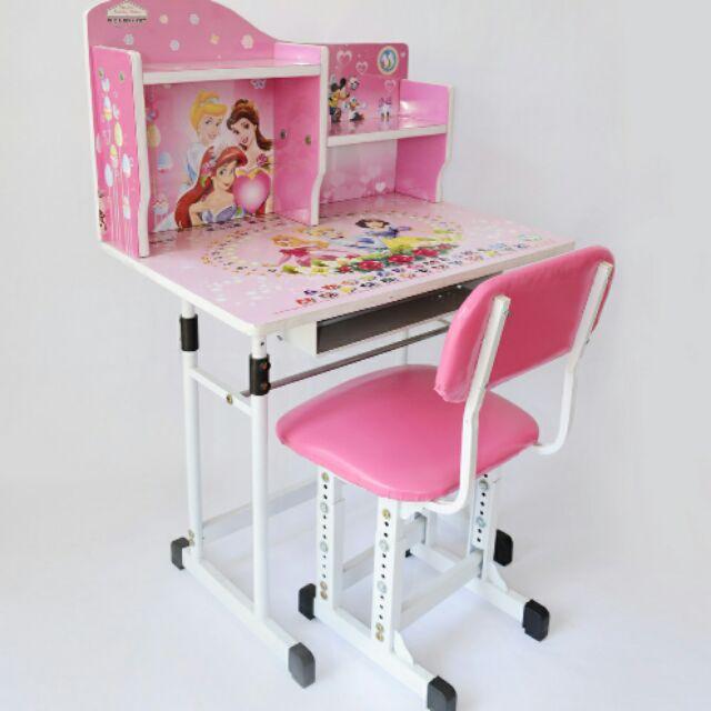 Bộ bàn ghế học sinh cánh lượn.