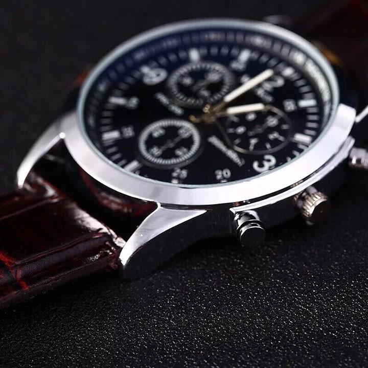 Đồng hồ nam thời trang Mcykey chạy pin