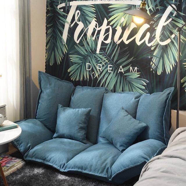 (miễn phí vận chuyển) Sofa biến hình Poang. Hàng chính hãng