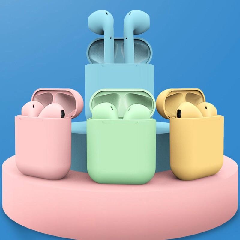 Tai Nghe Không Dây 12s TWS Bluetooth InPods 12/ tai nghe ko day