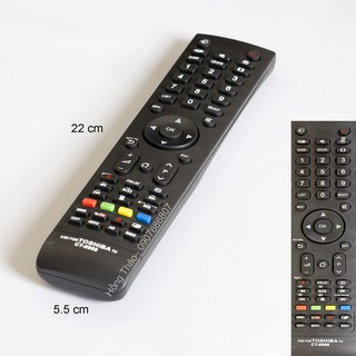Remote Tivi Toshiba CT 8068 không hộp