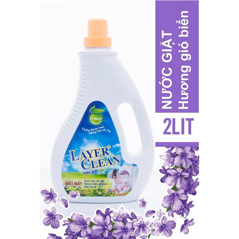 NƯỚC GIẶT LAYER CLEAN 2L