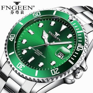 Đồng hồ nam FNGEEN F5 thiết kế đọc đáo, nhìn bắt mắt, có dạ quang ban đêm