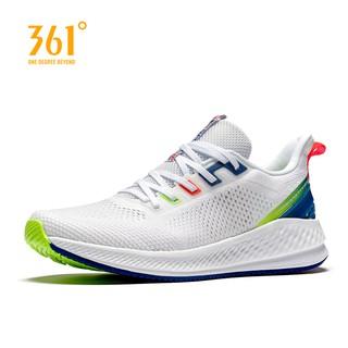361 Degrees Mens Air Cushion Shock Lightweight Mesh Sport Shoes 572022204