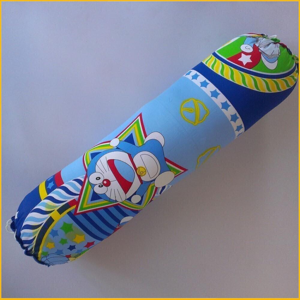[Cực Sock]Gối ôm dễ thương cho em bé vải cotton kim home size 60x25cm (Trẻ sơ sinh từ 1-5 tuổi)