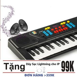 Đàn piano điện tử có MIC 37 phím
