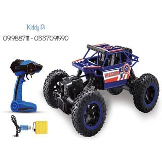 Xe Off-Road địa hình Điều khiển Rock crawler HeroCar tỷ lệ 1:18