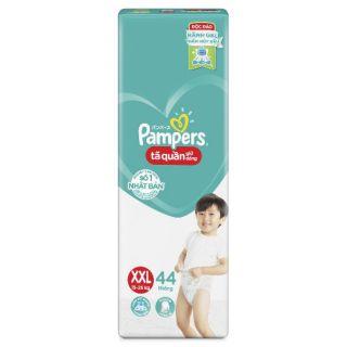 Bỉm pampers quần giữ dáng m60 l54 xl48 xxl44 thumbnail