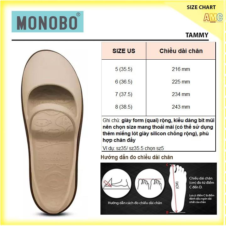 (9 màu) Giày nhựa Thái Lan đi mưa MONOBO - TAMMY