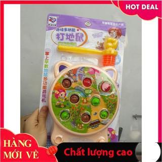 [Hỗ trợ giá] Bộ đồ chơi đập chuột phát nhạc cho bé vui nhộn_Đảm bảo chất lượng