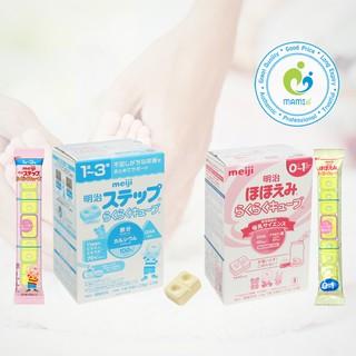 Sữa Meiji thanh (24x27g) cho bé, Nhật thumbnail
