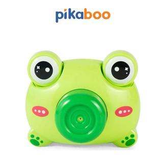 Đồ chơi trẻ em máy ảnh phun nước dễ thương cao cấp Pikaboo 4