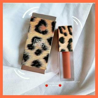 [ Chính Hãng ] Son kem Holdlive Leopard Texture Matte Lip [ đủ màu ] -Chính Hãng thumbnail