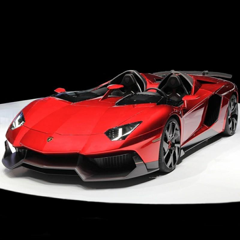 Xe Mô Hình Lamborghini Aventador J