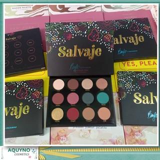Bảng màu mắt ColourPop Salvaje Shadow Palette thumbnail