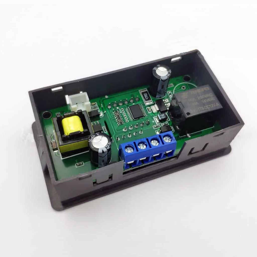 Bộ khống chế nhiệt độ W3230 12VDC - 110VAC~220VAC