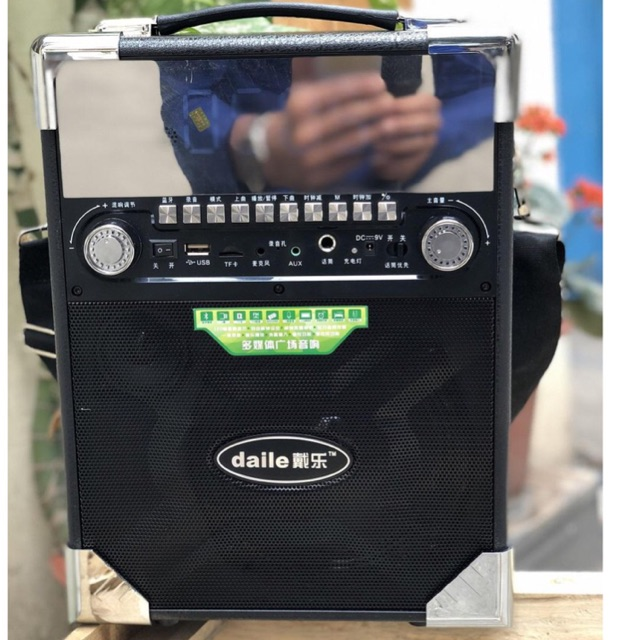 Loa kéo Daile S17 2018 (new) kèm mic bluetooth