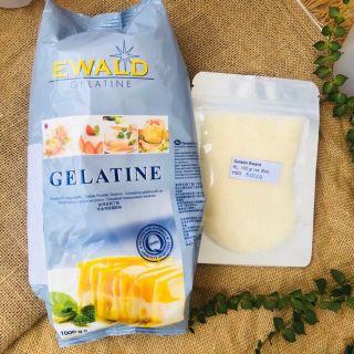 Bột Gelatine làm kẹo chíp chíp 100g