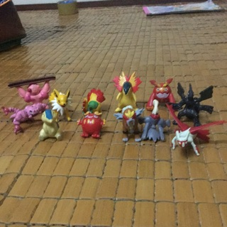 Bộ mô hình pokemon
