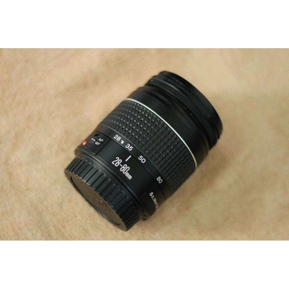 Lens Canon EF 28-80mm F3.5-5.6 II USM
