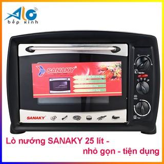 Lò nướng Sanaky 25 lít VH259S2D - Alo Bếp Xinh