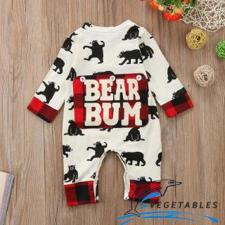 VD ❀New Style Newborn Kids Baby Boy Girl Clothes Jumpsuit Romper Bodysuit Playsuit Outfits Set