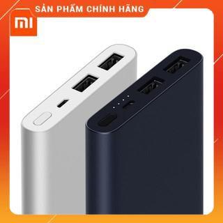Pin Sạc Dự Phòng Xiaomi Modem Gen 2S 10000 mAh 2 Cổng USB  - Bảo Hành 6 Tháng