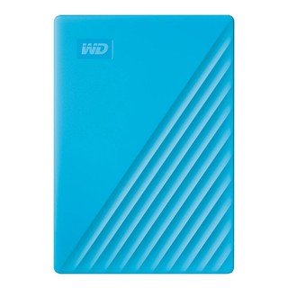 Ổ cứng HDD Western Digital My Passport 4Tb 2.5'' (Mẫu mới 2019)