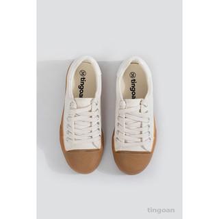 Giày vải trắng tingoan BILLIE SNEAKER WH thumbnail