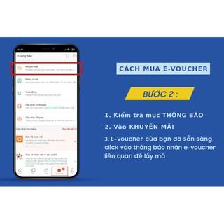 Hình ảnh [E-voucher] Mã Quà Tặng Shopee (trừ Nạp Thẻ Dịch Vụ) 15.000đ thanh toán bằng AirPay-2