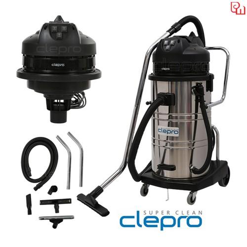 [ELHA12 giảm tối đa 300K] Máy hút bụi khô và ướt Clepro S130 - MHB CLEPRPO S1/30
