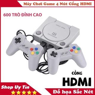 Siêu Phẩm - Máy Chơi Game Full 600 Trò - Tay Cầm Chơi 2 Người - Chơi Mãi Không Chán thumbnail