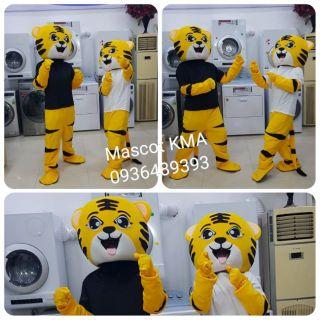Quần áo hoá trang Mascot Hổ Tiger – sinh nhật, sự kiện