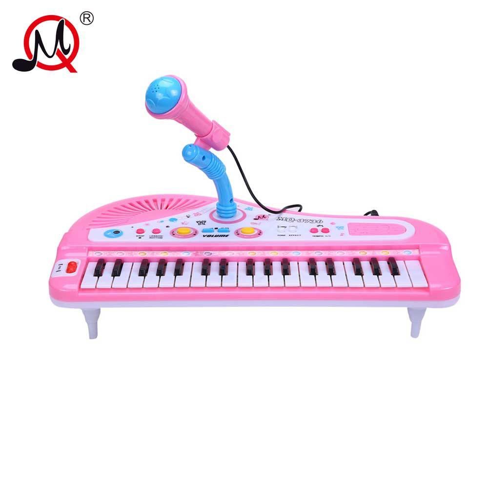 Đàn piano cho bé MQ 3736 có micro hát - 2988619 , 669169066 , 322_669169066 , 185000 , Dan-piano-cho-be-MQ-3736-co-micro-hat-322_669169066 , shopee.vn , Đàn piano cho bé MQ 3736 có micro hát