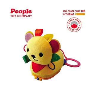 Đồ Chơi Trẻ Sơ Sinh 8 Tháng Bé Tập Bò Catch Me If You Can Lion PEOPLE