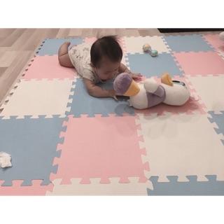 COMBO : 30 miếng thảm xốp – 3 màu, KHÔNG MÙI TIÊU CHUÂN CHÂU ÂU