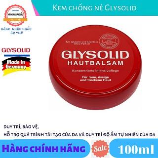 [HÀNG ĐỨC] Kem chống nẻ Glysolid 100ml thumbnail
