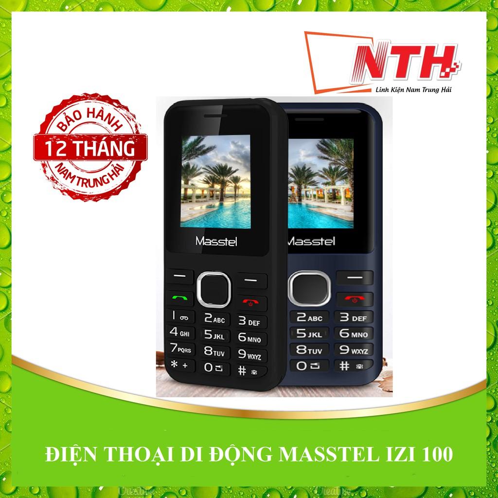 Điện thoại di động Masstel Izi 103 / 100 / 109 / 112 / 125