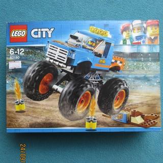 LEGO City 60180 Xe Tải Địa Hình (192 Chi Tiết) Chính Hãng Đan Mạch