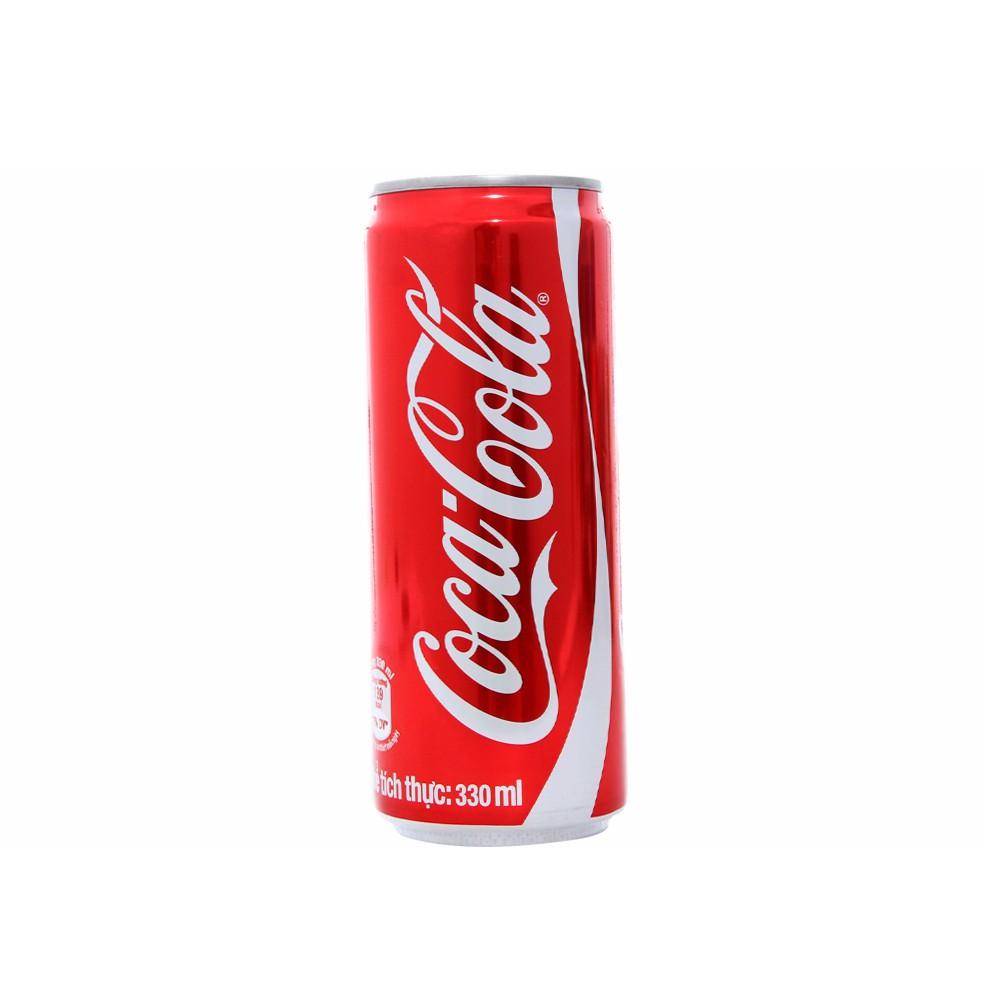 Nước ngọt Coca Cola lon 330ml - 10049601 , 519606326 , 322_519606326 , 8000 , Nuoc-ngot-Coca-Cola-lon-330ml-322_519606326 , shopee.vn , Nước ngọt Coca Cola lon 330ml