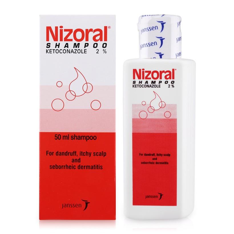 Dầu gội trị gàu và nấm da đầu Nizoral chai 50ml - 2868740 , 315929064 , 322_315929064 , 69000 , Dau-goi-tri-gau-va-nam-da-dau-Nizoral-chai-50ml-322_315929064 , shopee.vn , Dầu gội trị gàu và nấm da đầu Nizoral chai 50ml