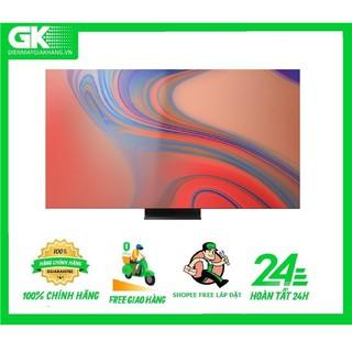 65Q950TS - MIỄN PHÍ CÔNG LẮP ĐẶT - Smart Tivi QLED Samsung 8K 65 inch QA65Q950TS Mới 2020 - HCM thumbnail
