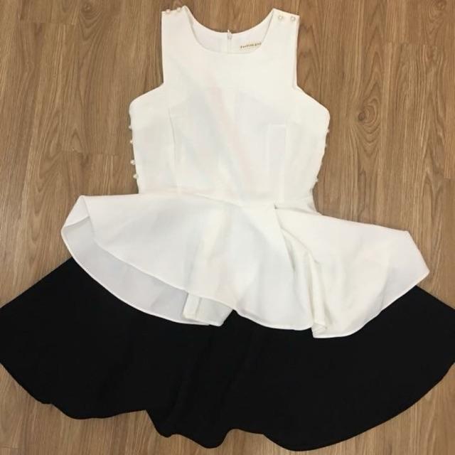 Set váy ngọc trai