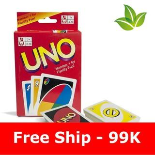 Bộ bài Uno cơ bản 108 lá sku sp QA5104