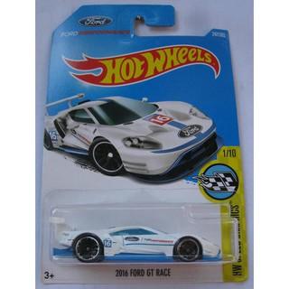 Xe Hot Wheels '16 Ford GT Race