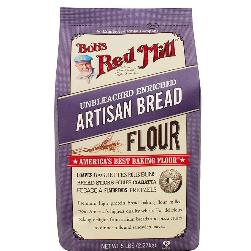 Bột Mỳ Artisan Bread Flour Bob's Red Mill 2.27kg