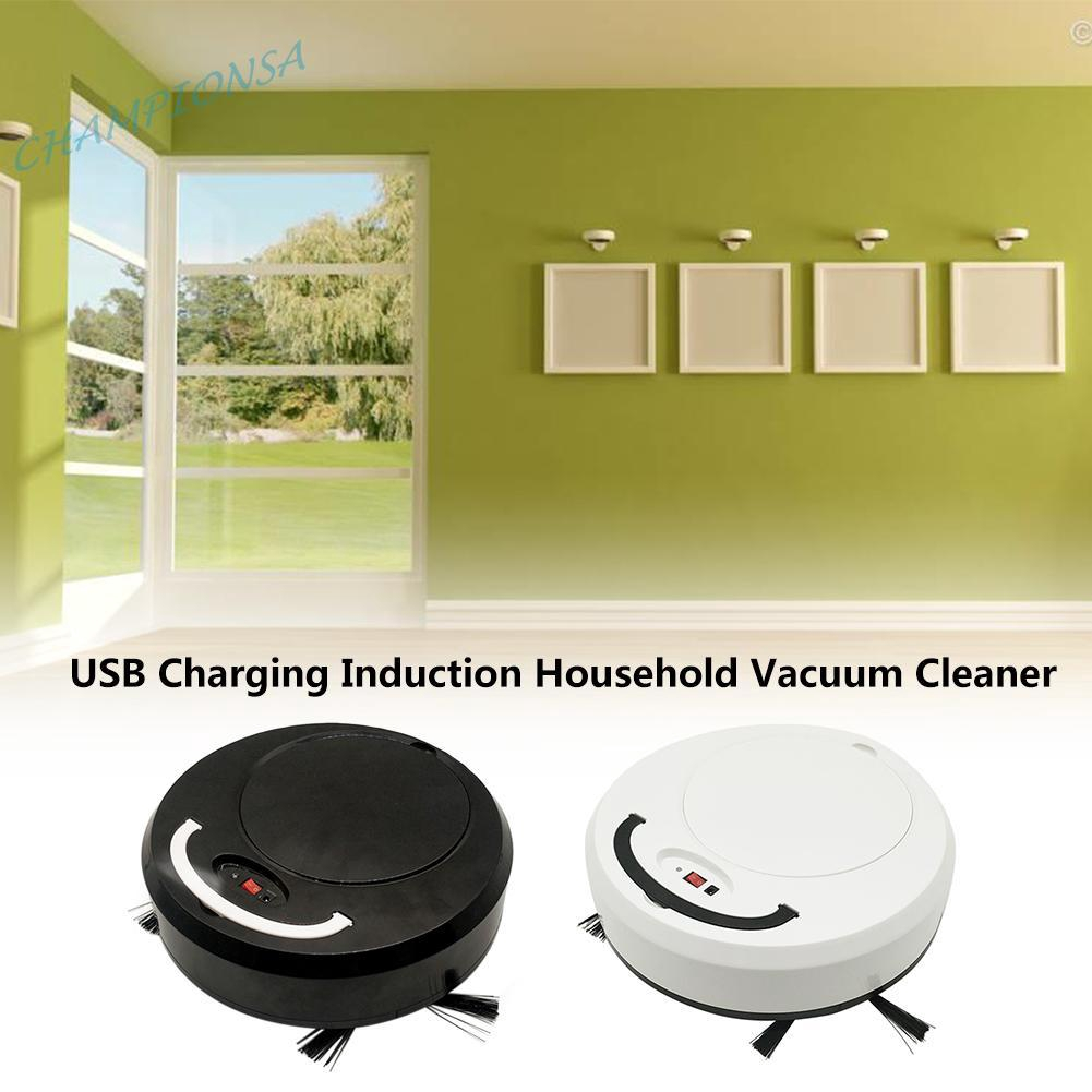 cp】USB Rechargeable Induction Household Vacuum Cleaner